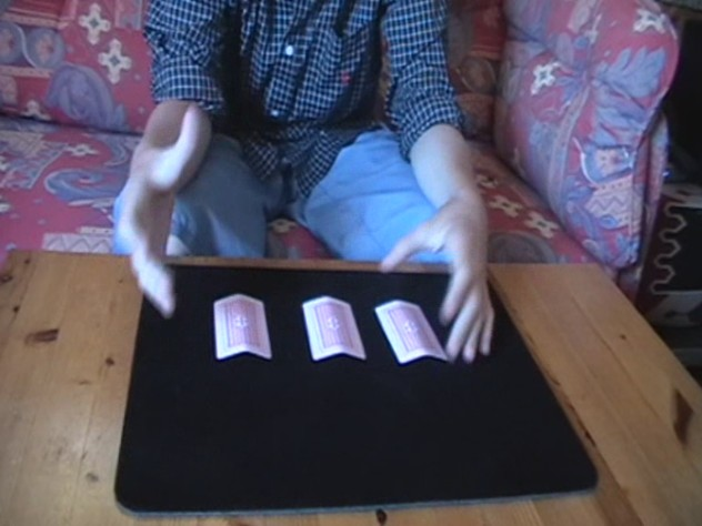 Three-Card Monty